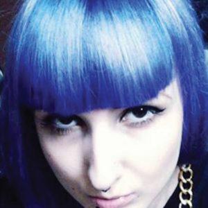 Atlantic blue hair color