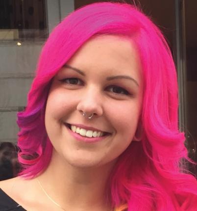 Directions Hair Color Flamingo Pink Jenna Leuven