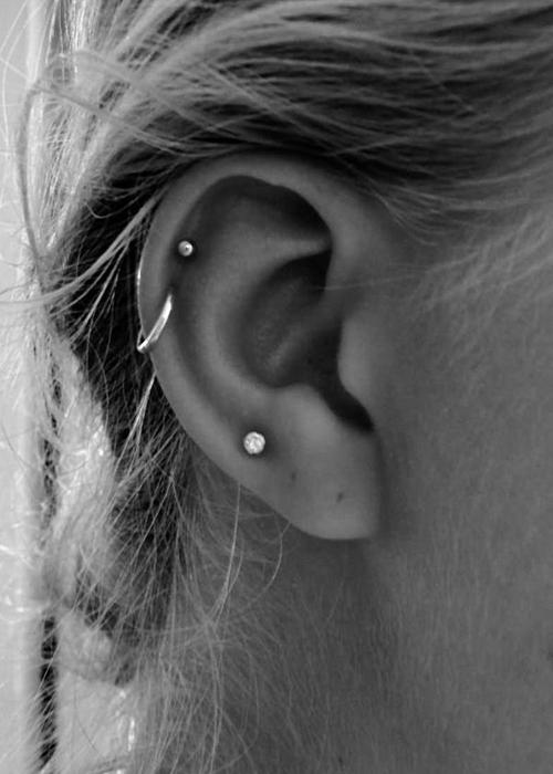 Helix piercing Jennaleuven.com